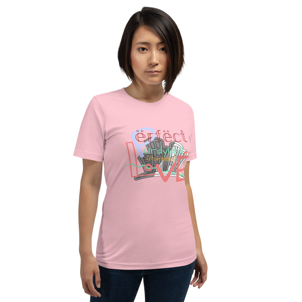 "Premium · ""Perfect Portland Love,"" T-Shirt"
