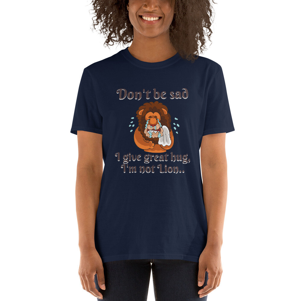 """I'm not lion,"" T-Shirt"