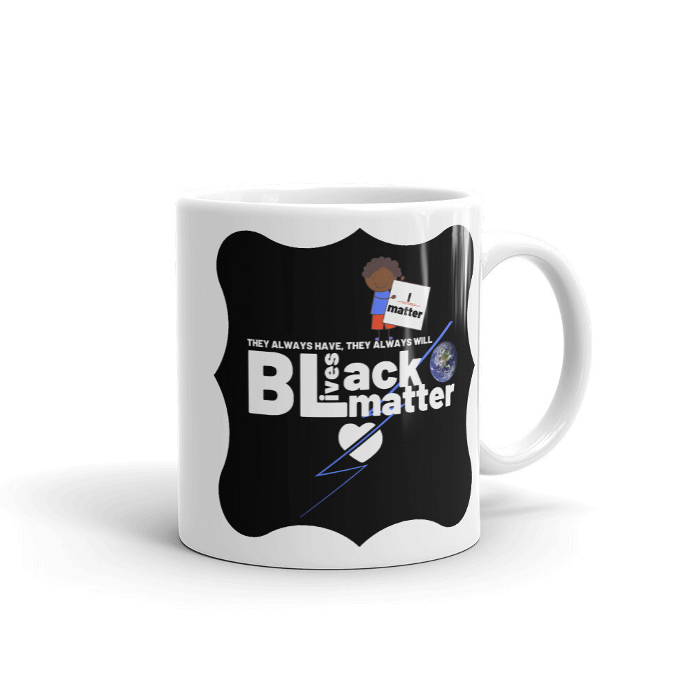 Black lives matter Coffee Cup