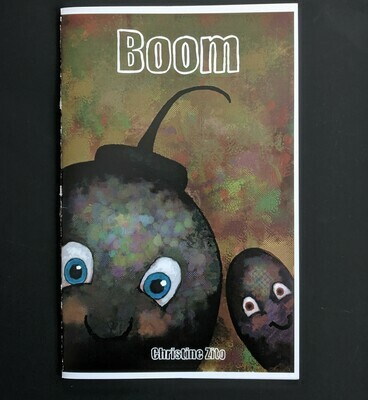 """""""Boom"""" Zine"""