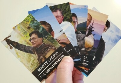 Trading Cards: Set 2: Pirates, Knights, and King's OH MY!