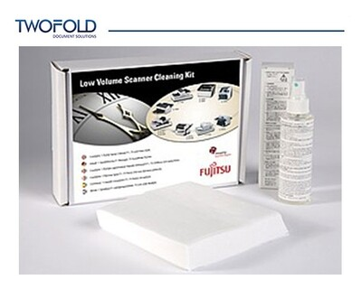 Fujitsu low / mid volume scanner cleaning kits