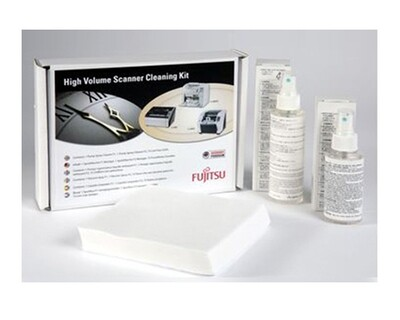 Fujitsu high volume scanner cleaning kits
