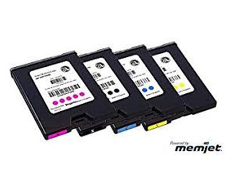 TFa 970c Mach 5 Memjet address printer inks