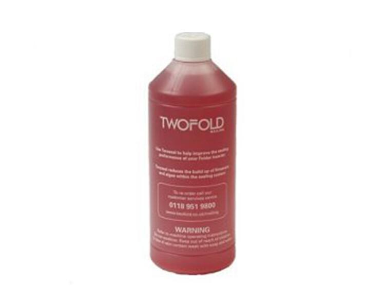 Twofold Envelope Sealing Fluid Bottles