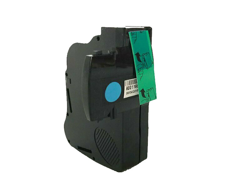 Quadient Jet+650 Franking Ink cartridge Compatible Part (number CNE006) – BLUE