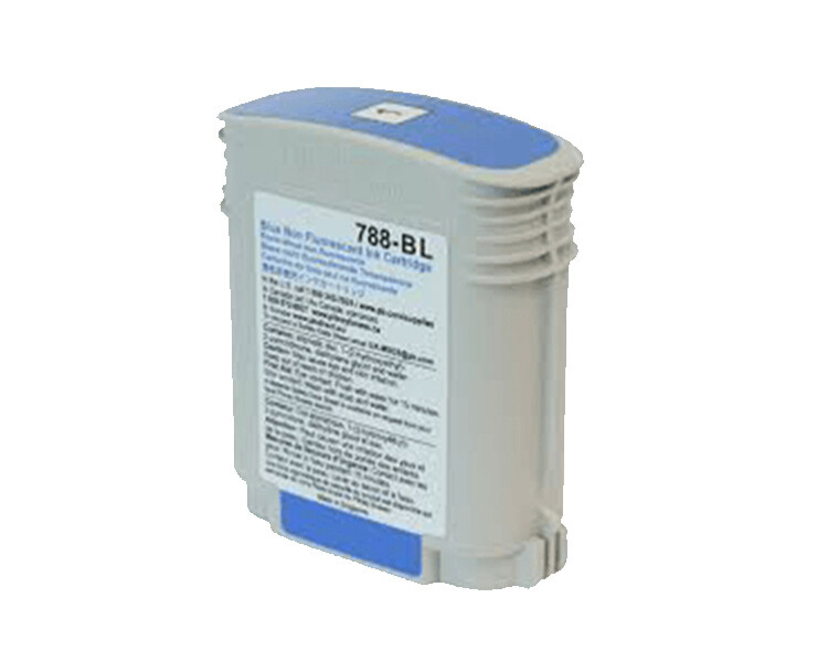 Pitney Bowes Connect+/SendPro Standard Capacity Blue Ink- Part number 788-BL