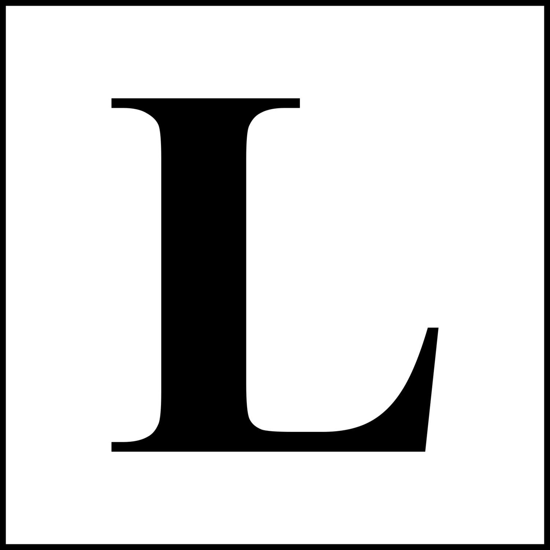 Initial Sticker