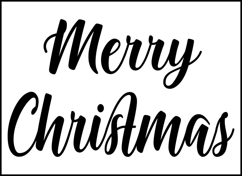Merry Christmas/Happy New Year