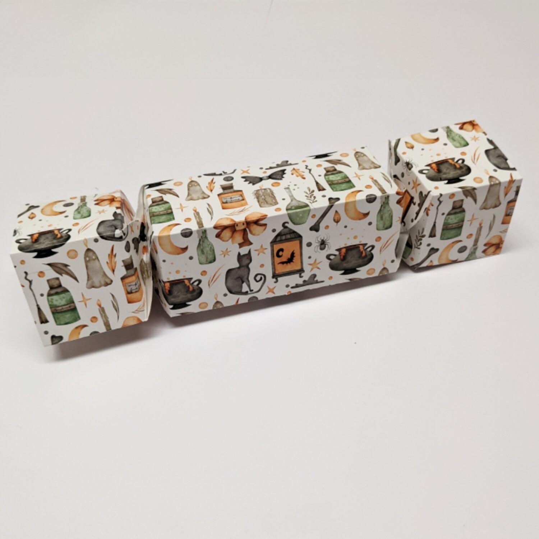 Halloween Cracker Treat Box - Printed