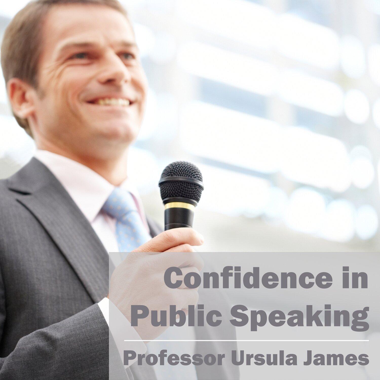 Confidence in Public Speaking MP3