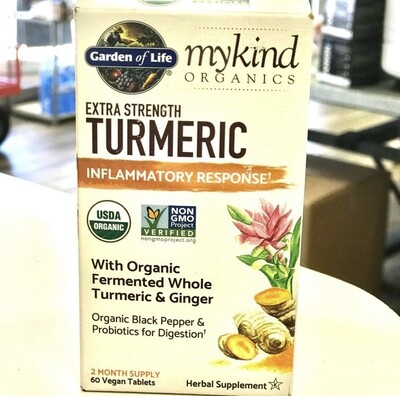 myKind Extra Strength Turmeric