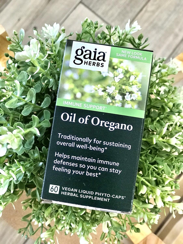 Gaia - Oil of Oregano