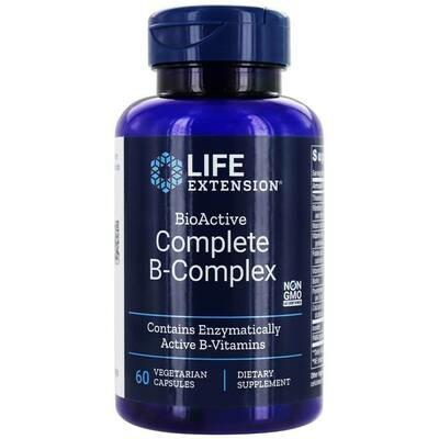 Life Extension BioActive B-Complex