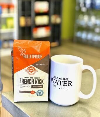 Bulletproof Coffee - French Kick, Dark Roast