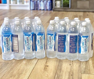 Case of Water (12) 1L