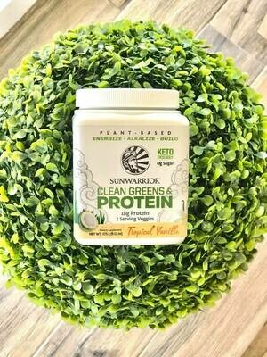 Sunwarrior Clean Greens & Proteins