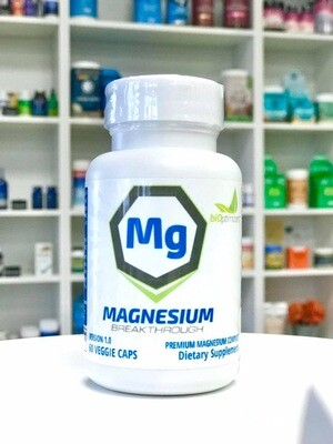 BiOptimizers Magnesium Breakthrough
