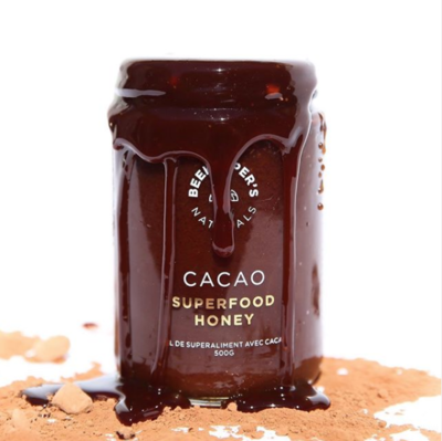 Beekeeper's Cacao Superfood Honey