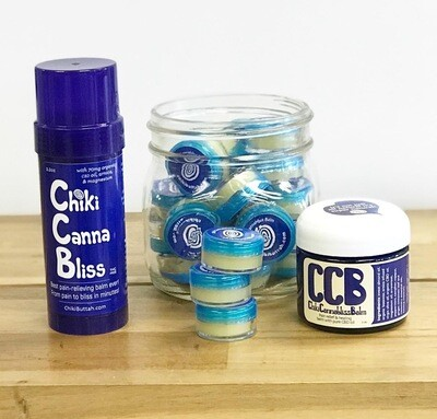 Chiki Cannabliss Balm