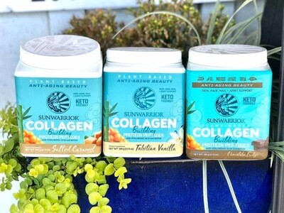 Sunwarrior Collagen Building Protein Peptides