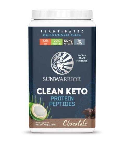 Sunwarrior Clean Keto Protein Peptide