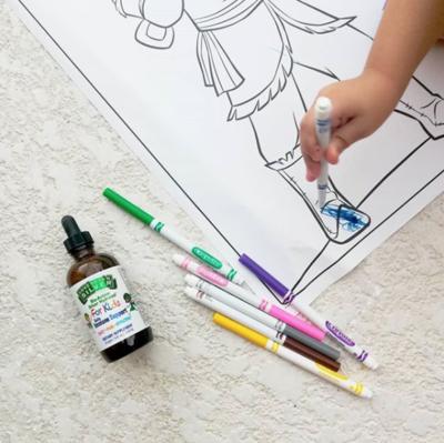 Bio-Active Silver Hydrosol for Kids