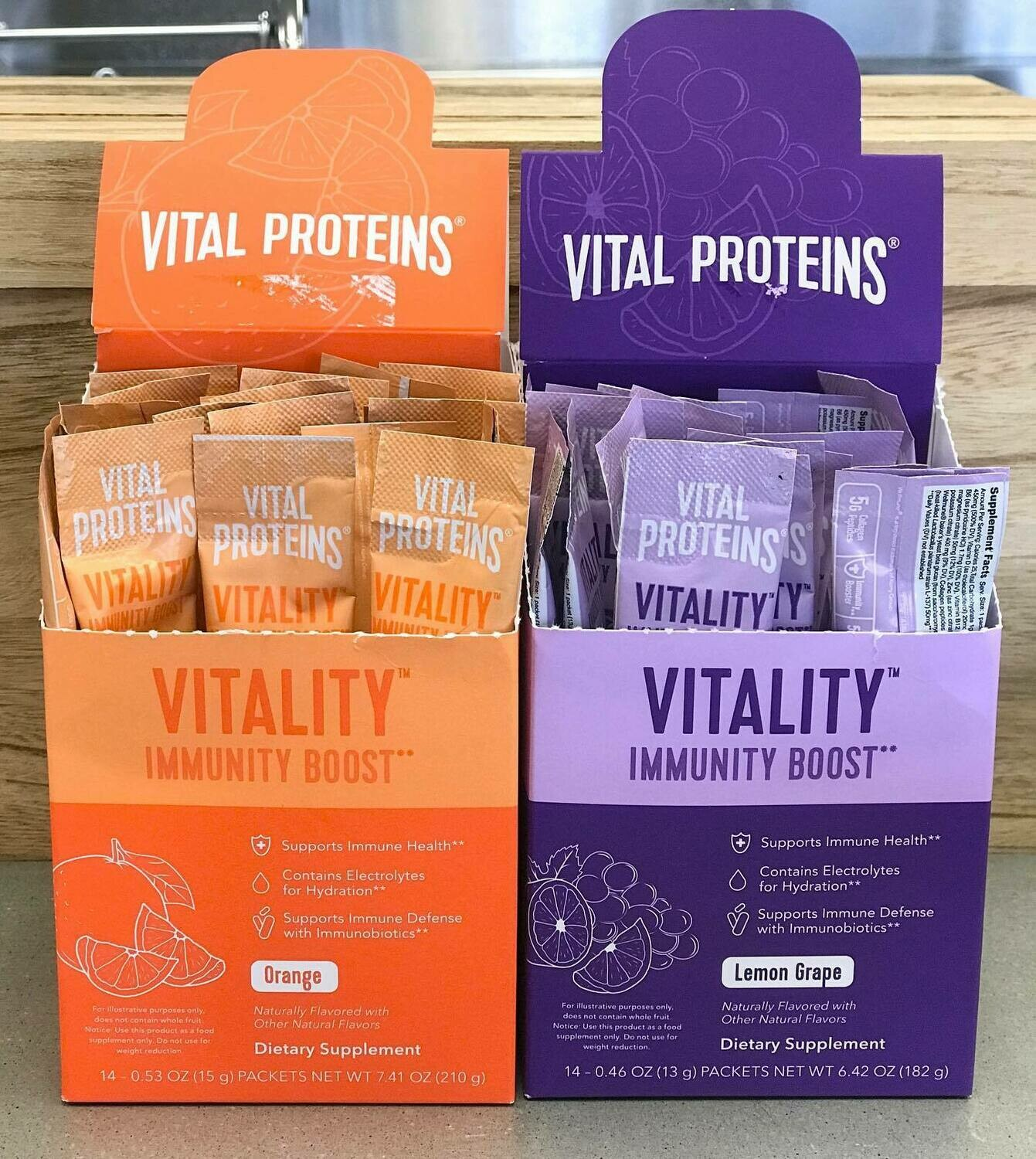 Vital Proteins Immune Booster