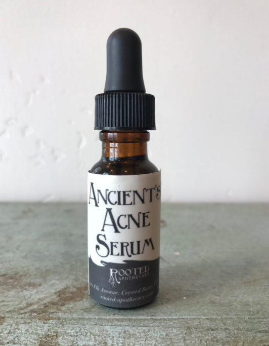 Rooted Apothecary Acne Serum