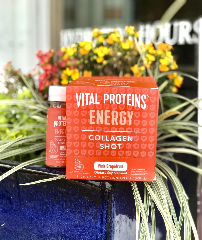 Vital Proteins Collagen Shot Case of 12