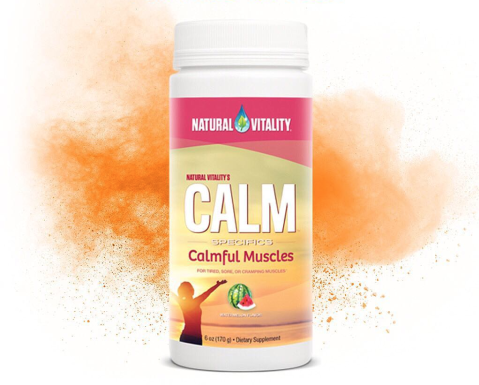 Natural Vitality Calmful Muscles