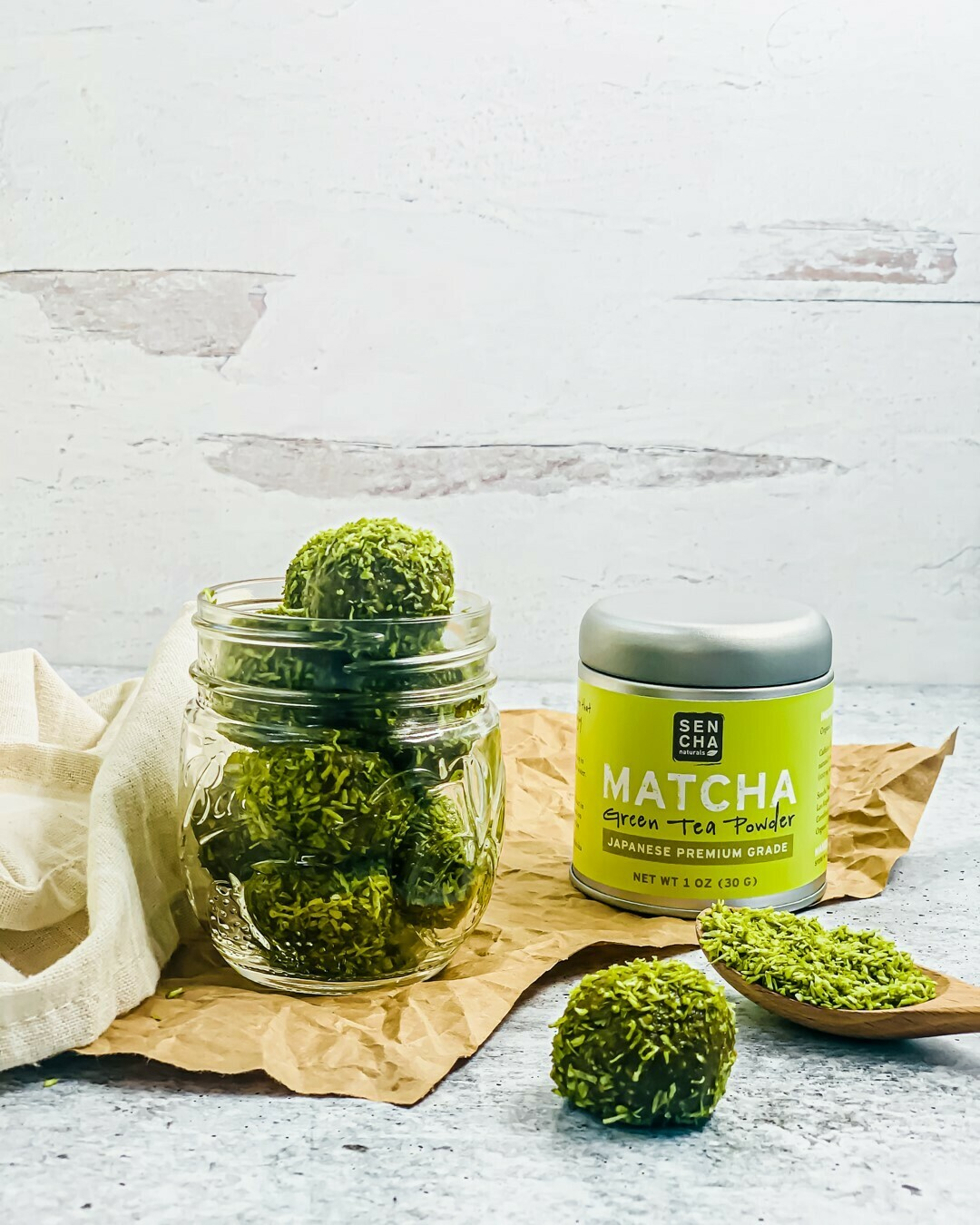 Sencha Japanese Premium Matcha Green Tea Powder