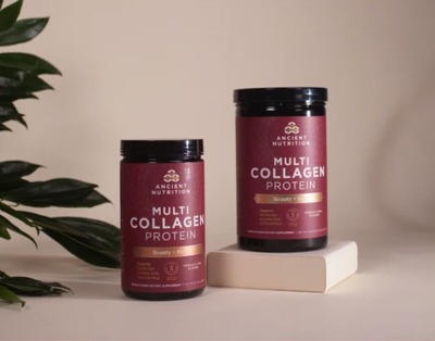 Ancient Nutrition Beauty + Sleep Multi-Collagen