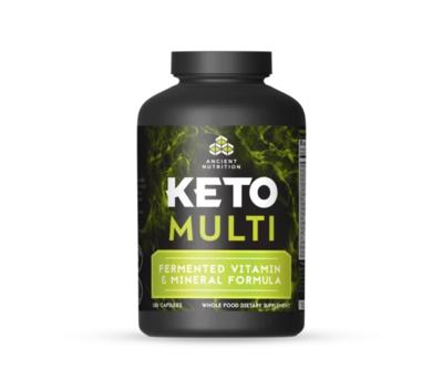 Ancient Nutrition Keto Multi-Vitamin