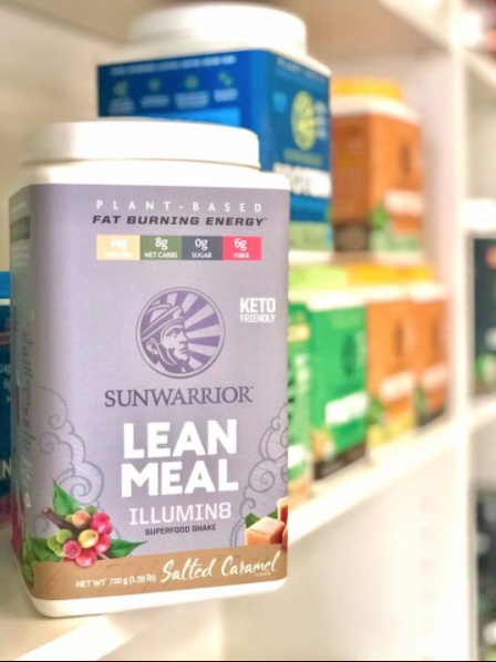 Sunwarrior Illumin8 Lean Meal