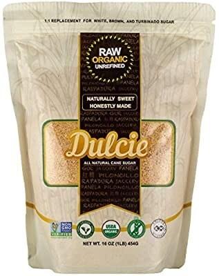 Dulcie Raw Organic Cane Sugar