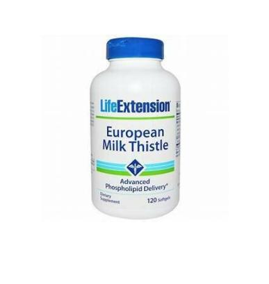Life Extension European Milk Thistle