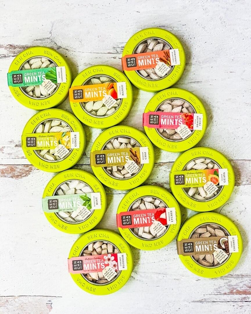 Sencha Green Tea Mints