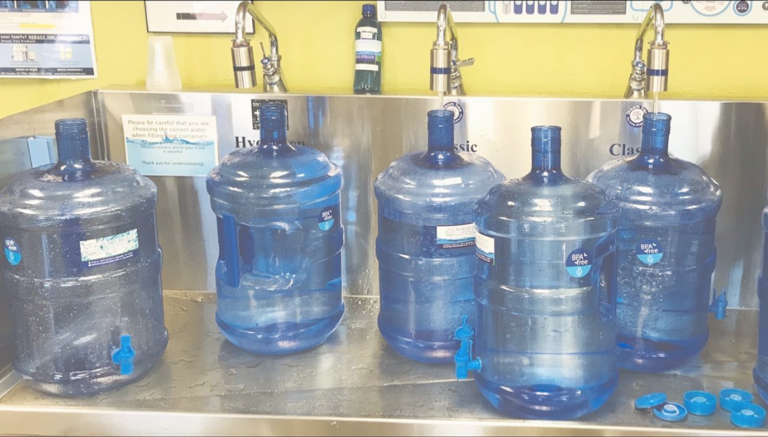 5 Gallon Containers