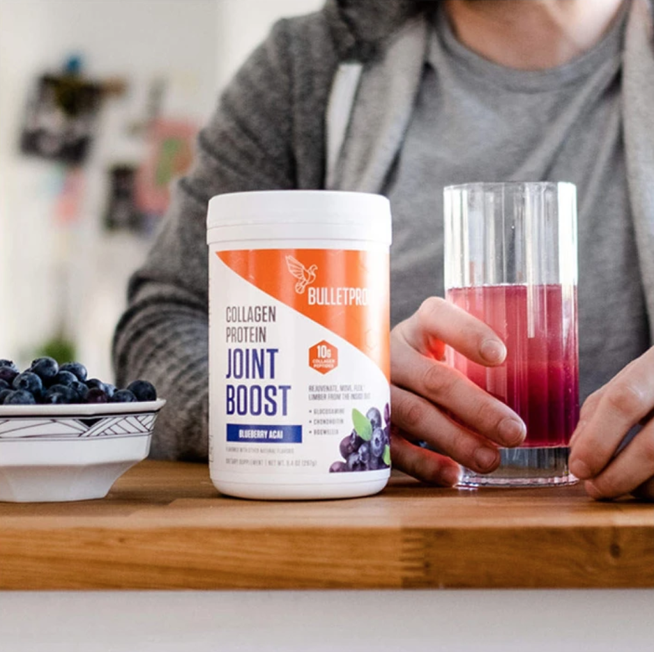 Bulletproof Collagen Joint Boost