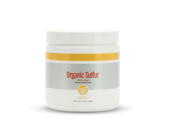 Pure Organic Sulfur