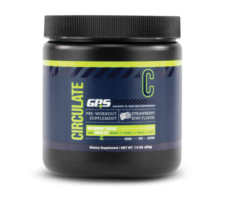 Pure GPS Circulate Tub
