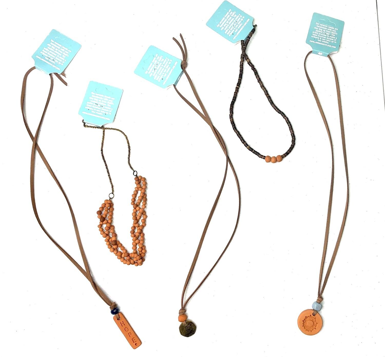 Papillon Necklaces