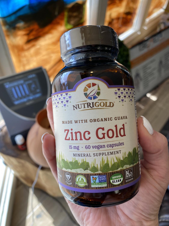 Nutrigold Zinc Gold