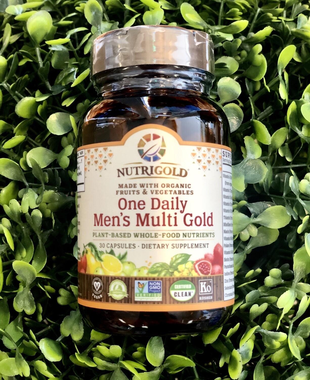 Nutrigold Daily Men's Multi