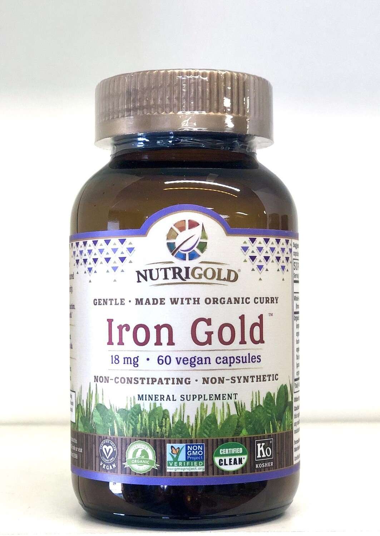 Nutrigold Iron Gold