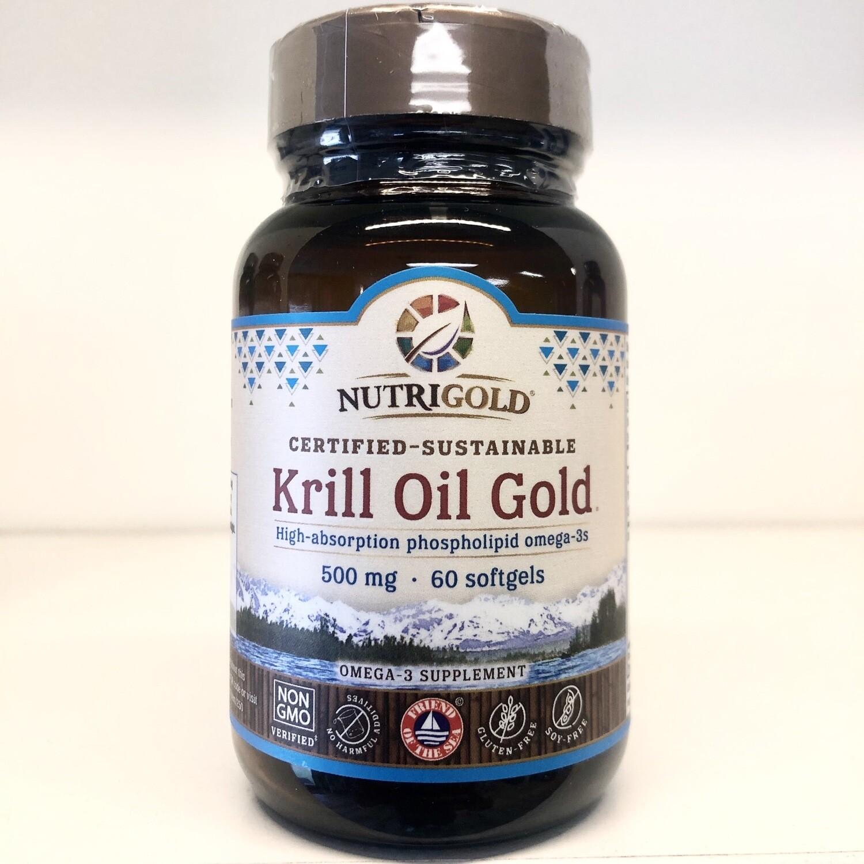 Nutrigold Krill Oil Gold