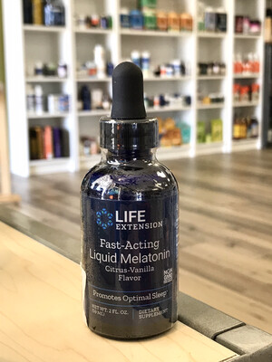 Life Extension Liquid Melatonin