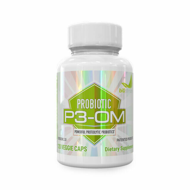BioOptimizer's P3-OM Probiotic