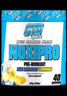 CTD NoxiPro Pre-Workout